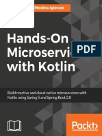 Hands-On Microservices with Kotlin