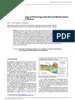 Fatma, 2019_Identify the Oil Seepage in Plantungan Geothermal Manifestation, Kendal Using HVSR Method