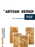 Artcam Design 2011