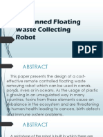 Unmanned Floating Waste Collecting Robot finaaal.pptx
