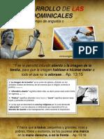Enrique Rosenthal - El desarrollo de las leyes  dominicales
