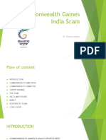 Commonwealth Games India Scam.pptx
