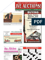 The Auction Report 12.3.10 Edition