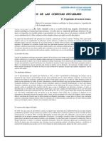 PIONEROS DE LAS CIENCIAS NUCLEARES