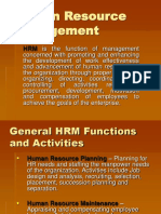 HRM_Intro