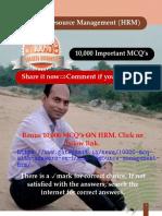 10000 MCQ HRM.pdf