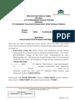 PKS PT Madhani