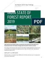 clearias.com-India State of Forest Report 2019 Key Findings