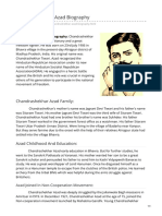 Biographyg.com-Chandrashekhar Azad Biography