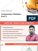 Compression Members-Part1