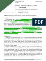 Corrosion Mechanism Analysis of Al2O3-SiC-C Castable