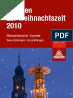 Dresden-Weihnachtsbroschuere 2010 (deutsche Fassung)
