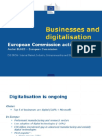 1. Bunis - Businesses and digitalisation