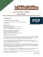 DÍA 364 - 365 días para leer la Sagrada Escritura