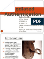 Mediated+Authentication.ppt