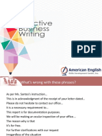 2 business writing_introduction- oct2014