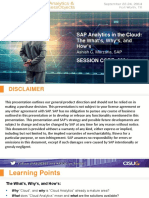 0801 SAP Analytics in the Cloud The Whats Whys and Hows.pdf