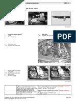 desmontar inyectores Mercedes OM651