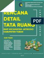 Laporan Rencana Detail Tata Ruang Kota BWP Kecamatan Jatirogo, Kabupaten Tuban