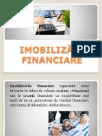 Imobilizari financiare