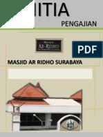 masjid ar ridho - Copy