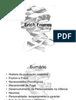 Erich Fromm Apresentação