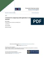 A framework for categorising mobile applications in mathematics e.pdf