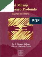 EL MASAJE TRANSVERSO PROFUNDO Cyriax (Vásquez, Jauregui)
