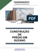 Construção de Prédio Em Suzano