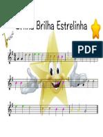 Brilha Brilha Estrelinha (INICIAÇÃO) - Full Score