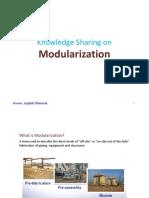 Knowledge Sharing on Modularization.pdf