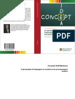 livro Linguagem escrita e PAC