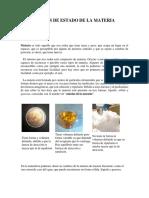 AMBIOS DE ESTADO DE LA MATERIA quimica 7.docx