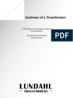 White paper on Lundahl Transfomers 3