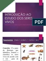Sistematica classificacao e biodiversidade.pptx