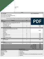 JKPRO-Invoice --Genset Usgae