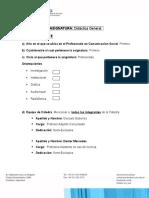 Didáctica general, planificación