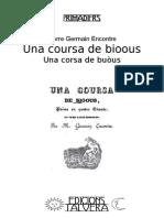 Pierre Germain ENCONTRE. Una Coursa de Bioous