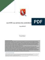 Les NTIC au service du contrôle des masses