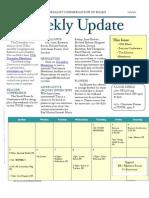 Weekly Update 12.2