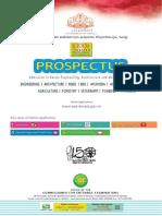 Keam 2020 Prospectus