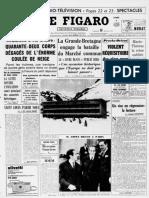Tragique Avalanche Val D'Isere_10 02 1970