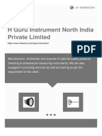 h-guru-instrument-north-india-private-limited