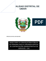 Bases Proceso de Seleccion Cas 01-30-2020 Mdu