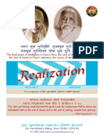 Realization by Sri Aurobindo Ashram Delhi
