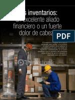 Impacto de los inventarios Pedro A Aguilar S.
