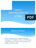 chapter 2 Introduction to HTML.pptx