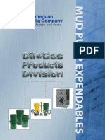 American Mfg Co Oilfield Products Division Catalog 13 pg