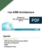 Arms Processor