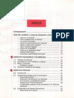 Aspectos financieros, fiscales, contables y legales del leasing